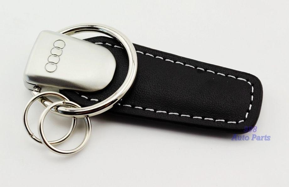 Audi Kožni Privjesak Za Ključeve Novi