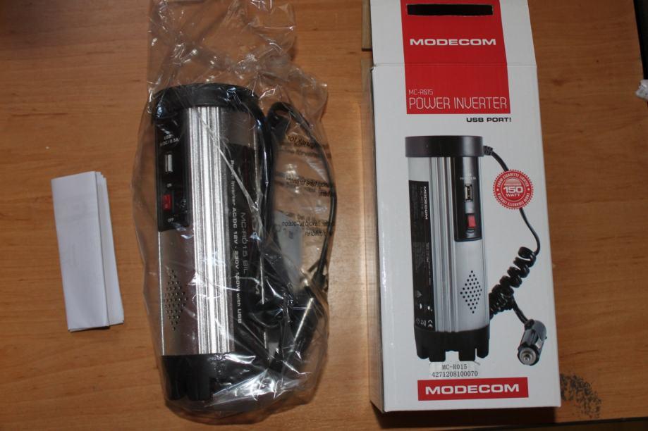POWER INVERTER MODECOM MC-R015