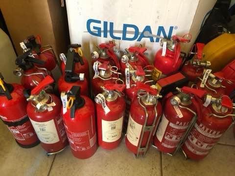 Vatrogasni aparati 1kg
