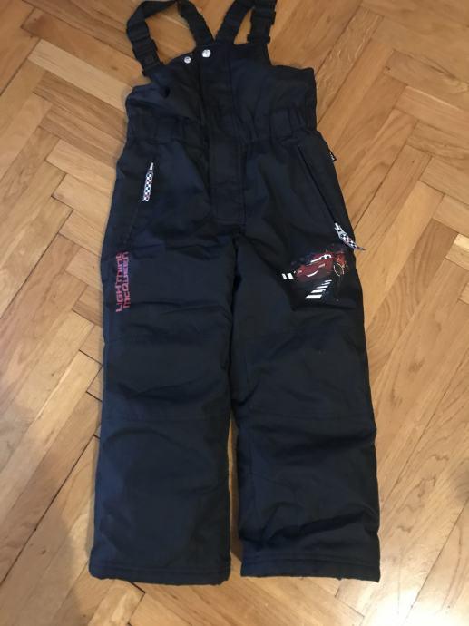 Dječije hlače za snijeg