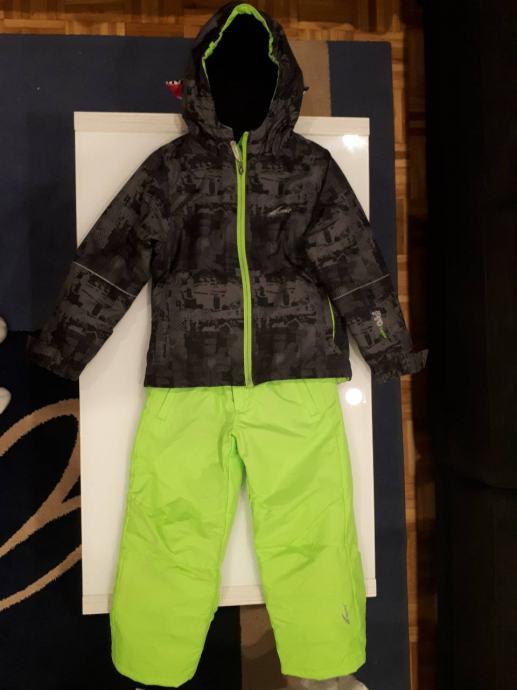 Djecje skijasko odijelo, Seems, 128