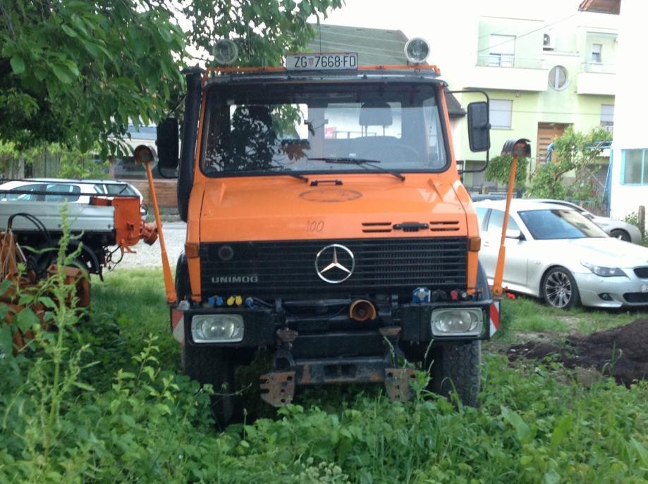 Mercedes Unimog U1400, 1996 god.
