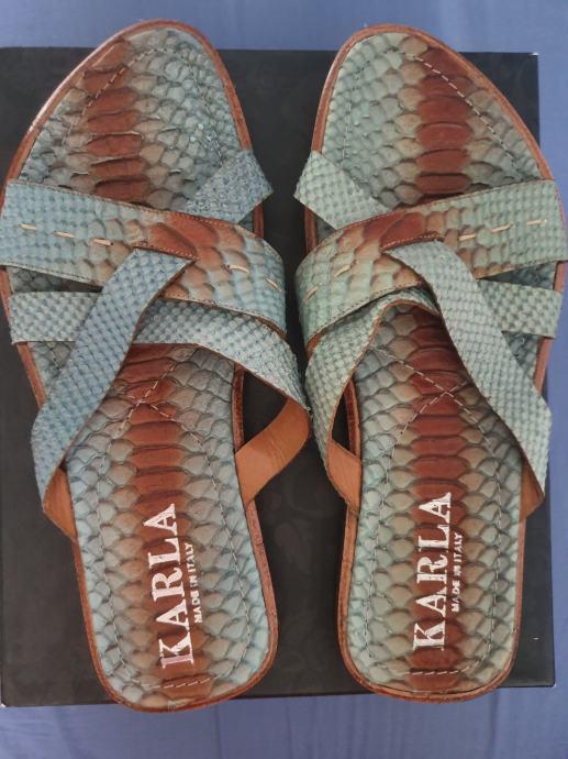 Sandale od zmije