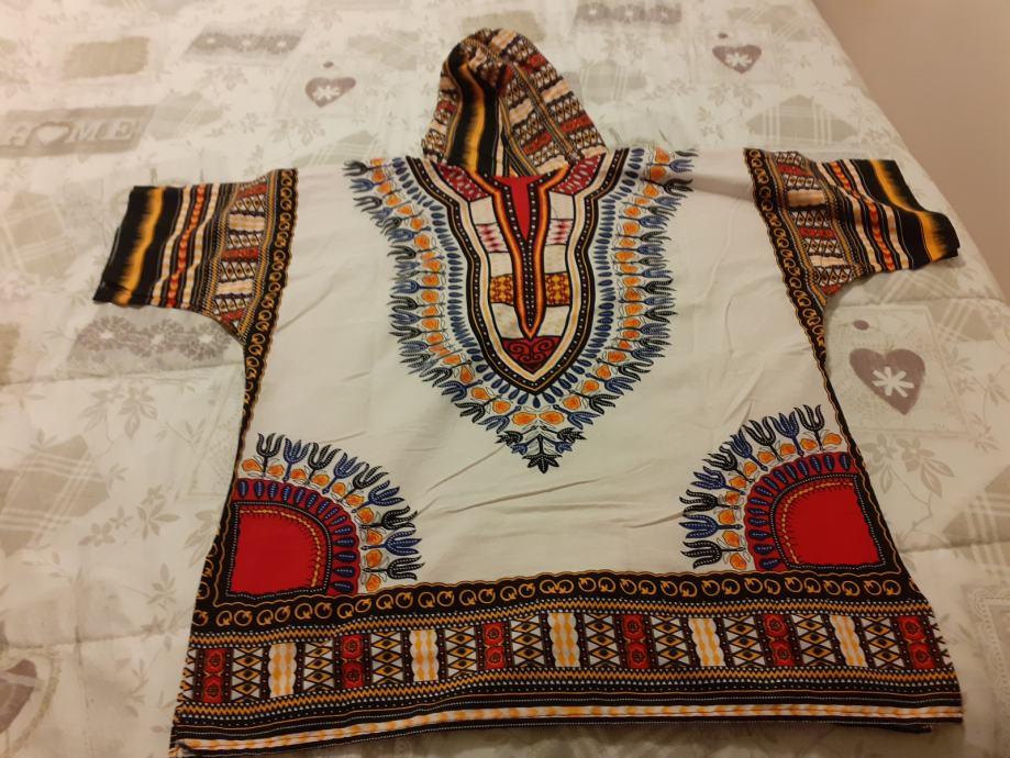 Kamerunska originalna muška tunika