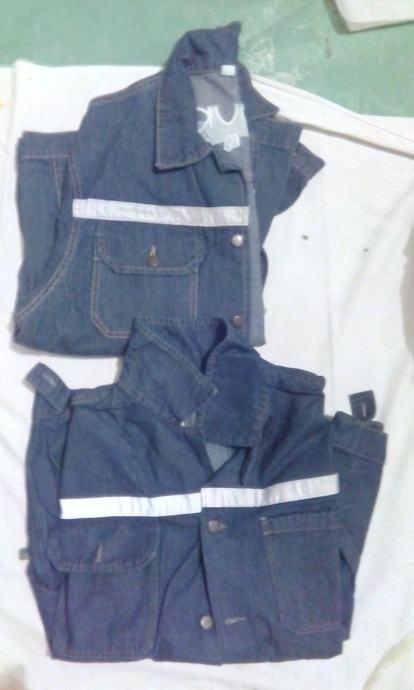 Radna Jakna Jeans