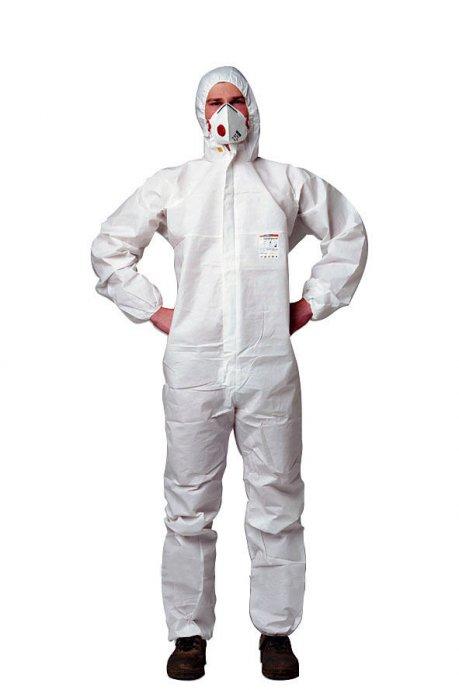 Zaštitno radno plastificirano odijelo/kombinezon x 3 SECUTEXPRO Osijek