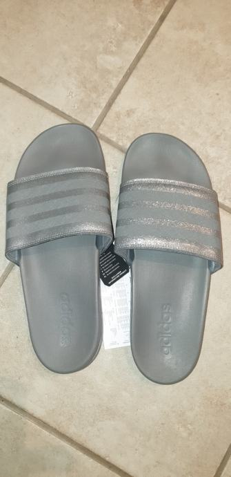 Papuče adidas ,ženske ,40 1/2