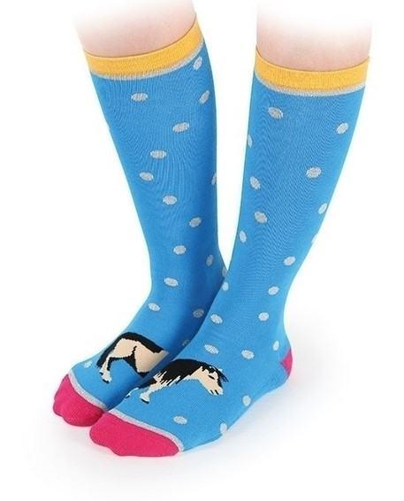 Čarape s uzorkom konja
