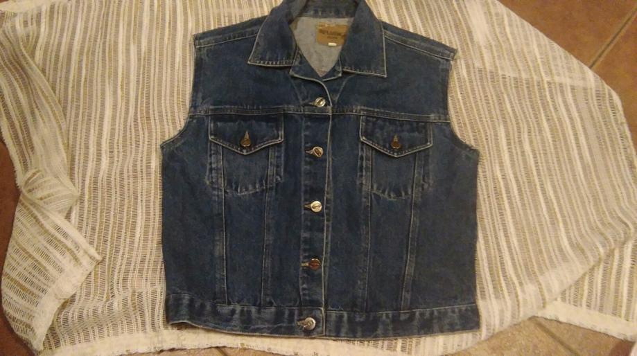 Jeans dzilet-prsluk br.40