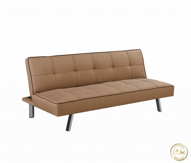 Vstyle Luxury Brand bež kauč Carlo
