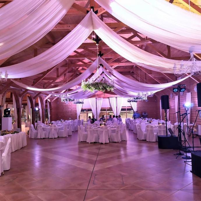 Masterlight / Rasvjeta za vjenčanja, evente  NISKI DIM GRATIS :)