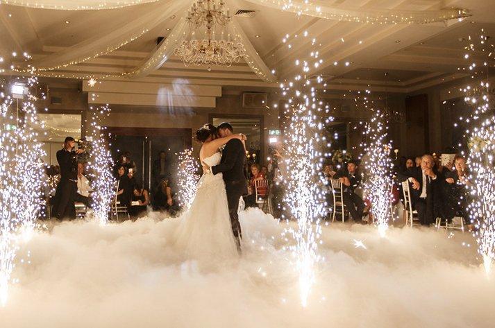 Rasvjeta za vjenčanja i razglasna oprema