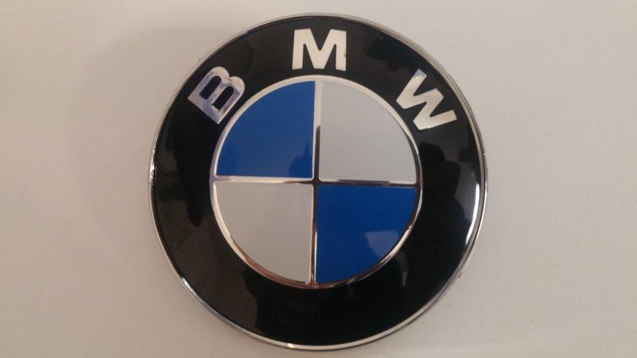2007 BMW 335Xi >> BMW ZNAK ZA HAUBU 82mm NOVI 82 mm