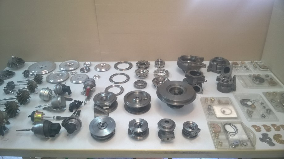 Dijelovi za turbine set za reparaciju turbine varijabila turbine