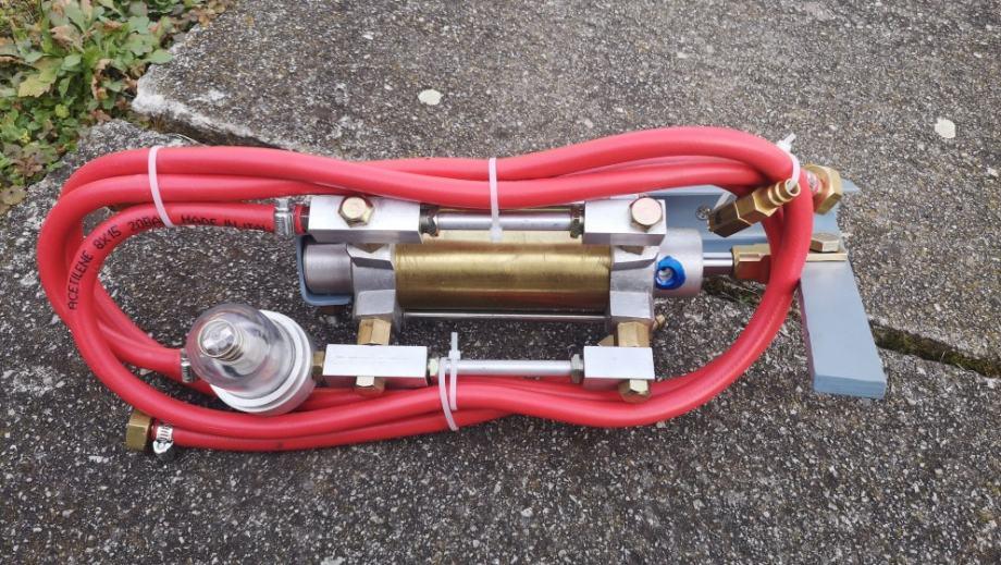 Pumpa za plin, pumpa za autoplin.