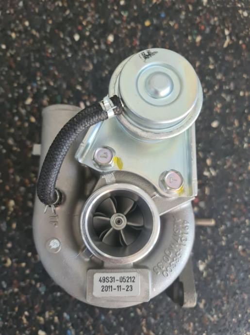 Turbopunjač / Turbina / za CITROEN JUMPER