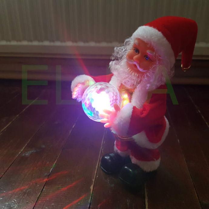 Djed Mraz disko kugla 26cm