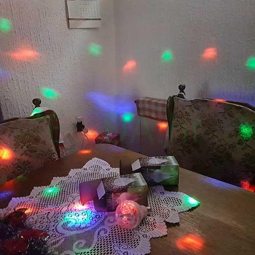 LED disco žarulja E27