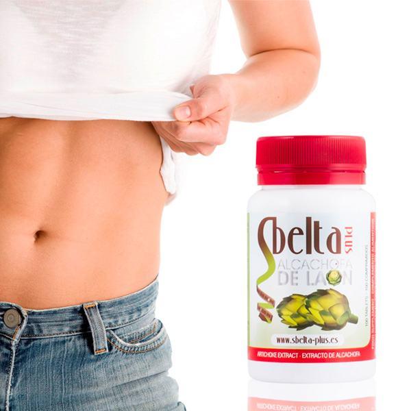 Dodatak Prehrani od Artičoke Laon Sbelta Plus (100 tableta)