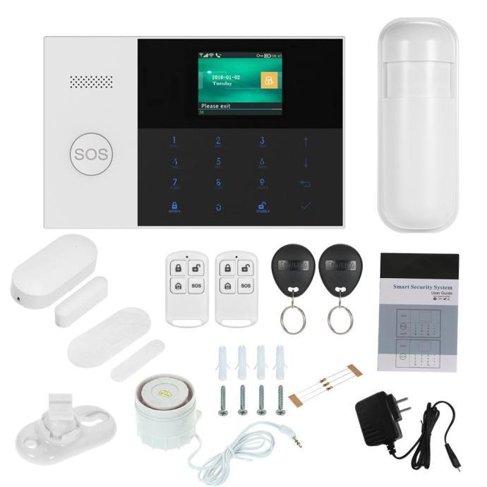 PG-105 WiFi / GSM alarmni sistem