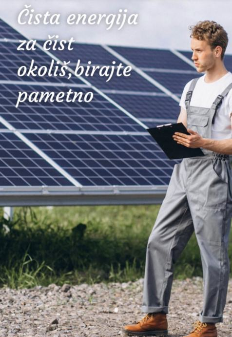 Solarne Elektrane HUAWEI Jinko LONGI Trina