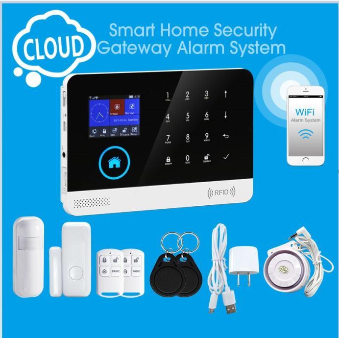 Alarmni sistem PG-103 (dojava WiFi & GSM)
