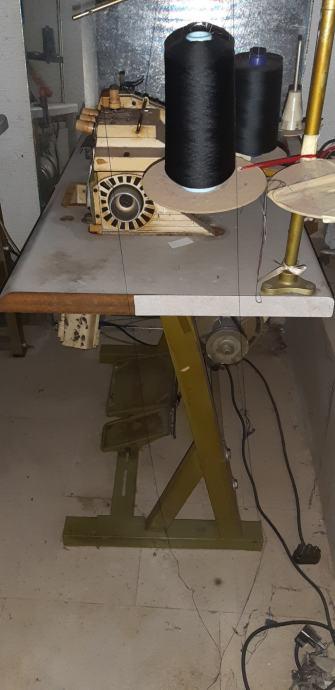 Industrijske šivače mašine za šivanje