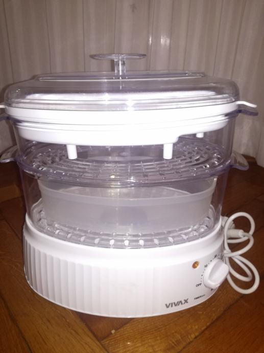 Uređaj za kuhanje na pari i sušenje voća