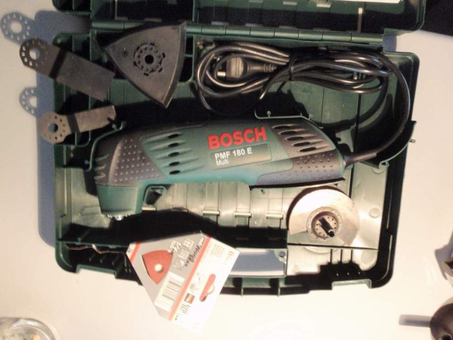 bosch pmf 180 e multifunctional allrounder oscillating multi tool. Black Bedroom Furniture Sets. Home Design Ideas