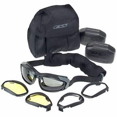 Taktičke naočale s balističkom zaštitom ESS - V12, model K027, nove