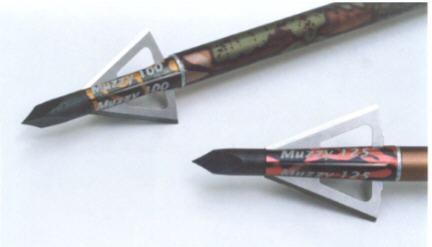 Vrhovi za strijele Muzzy od 100 grain-a