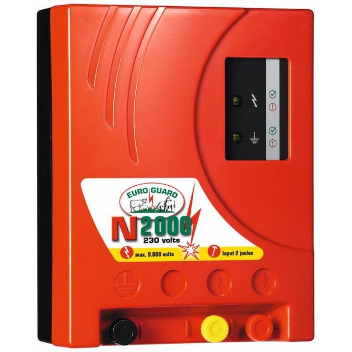Euro Guard®  N2000 električni pastir 2J 220V - 915,00kn