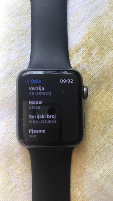 Apple watch 3 42 mm HITNO