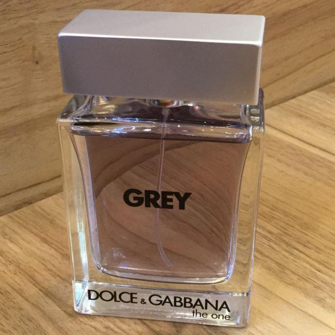 Grey Dolce Gabbana парфюм мужской