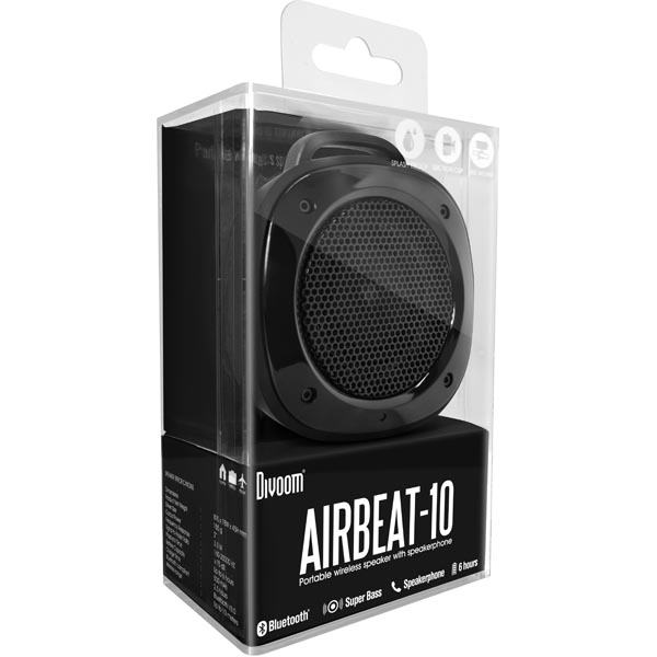Divoom bluetooth zvučnik Airbeat-10 crni