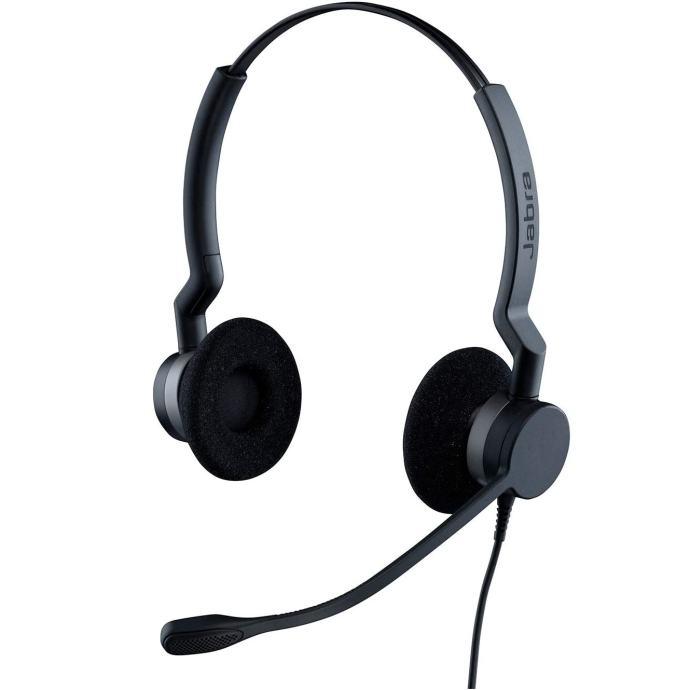 JABRA BIZ 2300 USB DUO MS OC 2399-823-109 Slušalice s mikrofonom | R1