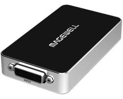 Magewell USB Capture DVI Plus, USB3.0 DONGLE, 1-channel DVI