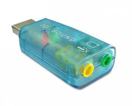 USB Zvučna Kartica Sa Mikrofonom
