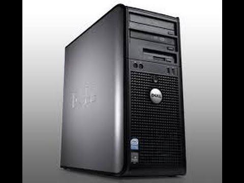 DELL OPTIPLEX 360  Intel Dual 2 QUAD   - KAO NOVO