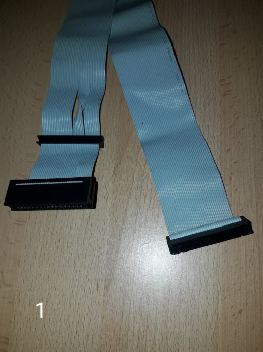 Flat kabel za hard disk