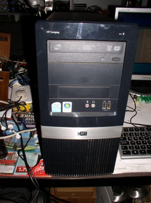 HP COMPAQ  dx2400 MICROTOWER /LIGHTSCRIBE  -  KAO NOVO