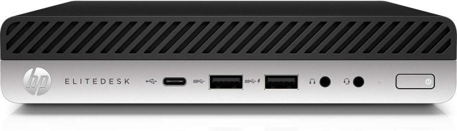 HP EliteDesk 800 G5 Desktop Mini PC i5-9500T, 256Gb, 8Gb, Win10pro  R1