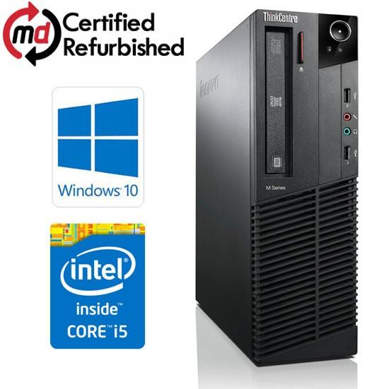 PC Lenovo M91P Micro | Intel i5 3.1ghz | 250gb | 4gb | Win 10 | R1 Rč.