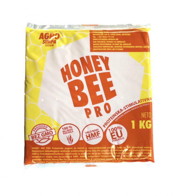 Honey Bee Pro proteinska pogača 1kg