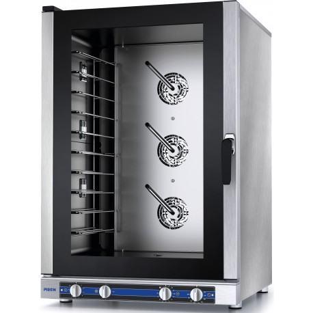 Konvektomat 10 GN 1/1 ili 600x400, 13,8kW, za gastronomiju i pekarstvo
