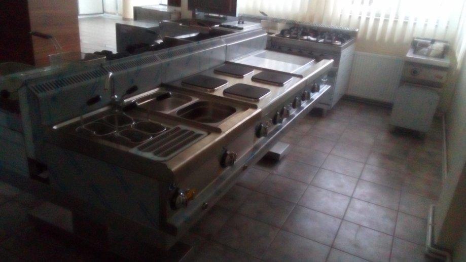 Kuhinjska oprema FRITEZA ROŠTILJ ŠPORET - POVOLJNO