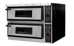Peć za pizzu,mod.BASIC XL 99, 2 etaže,temp.50-500C