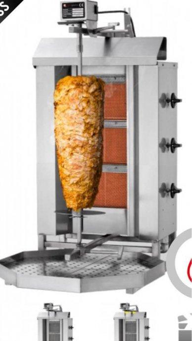Plinski aparat za kebab!NOVO!+ KORONA POPUST 10%!!!