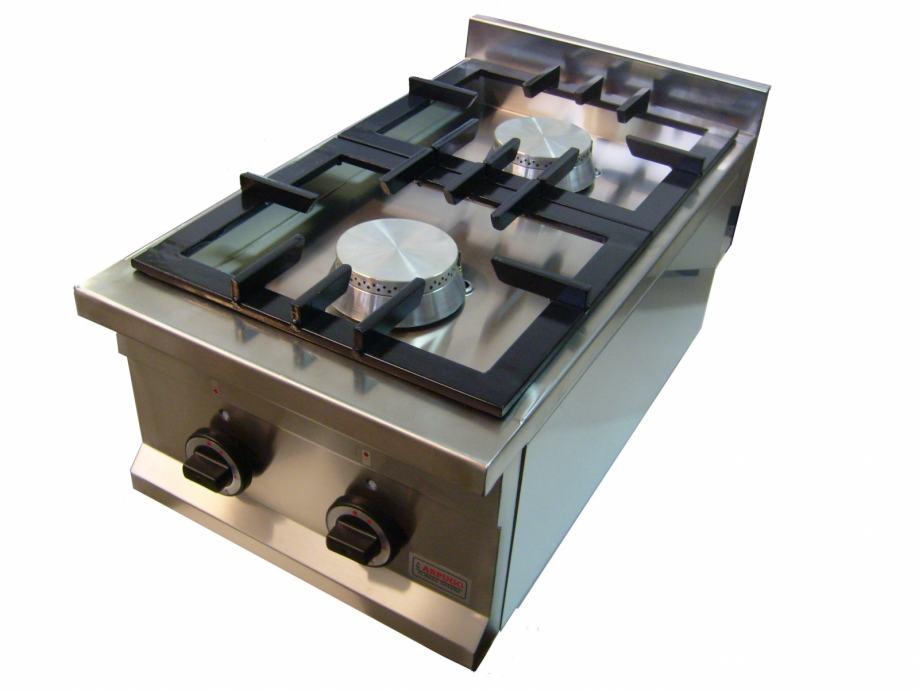 Plinsko ugostiteljsko dvoplameno kuhalo PK 2