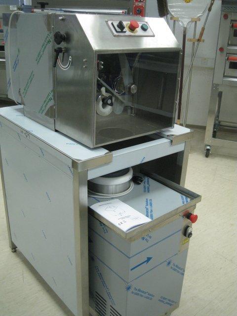 pizza stroj za izradu kugla od testa